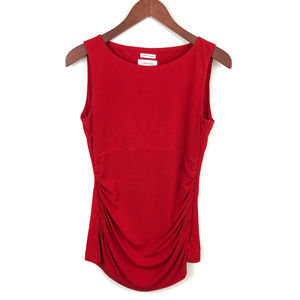 Calvin Klein Invisible Fit Solutions Red Top